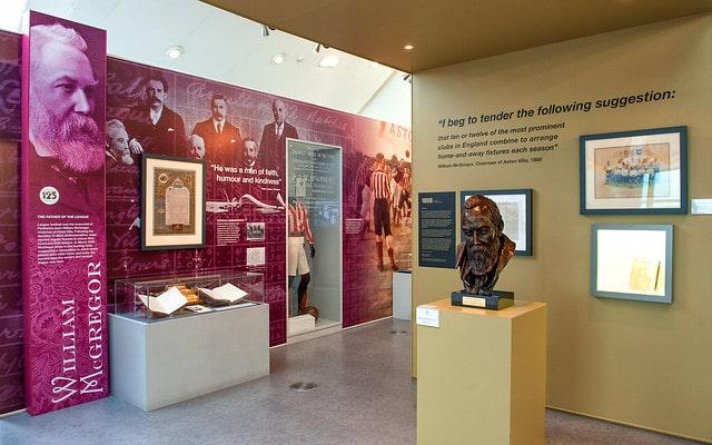 Национальный музей футбола в Англии