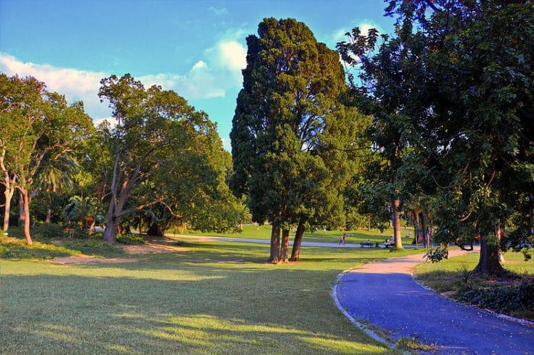 Парк Нерви - достопримечательности Генуи