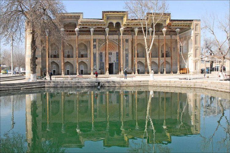 Комплекс Боло-хауз в Узбекистане