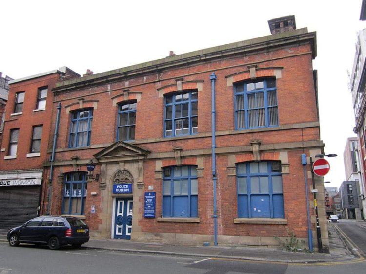 Музей полиции Большого Манчестера в Англии