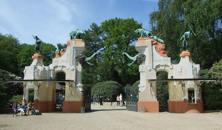 Зоопарк Хагенбека в Германии