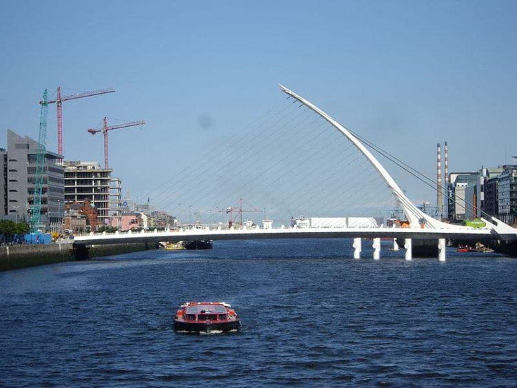 Мост Сэмюэла Беккета в Ирландии