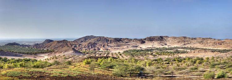 Остров Сир-Бани-Яс в ОАЭ