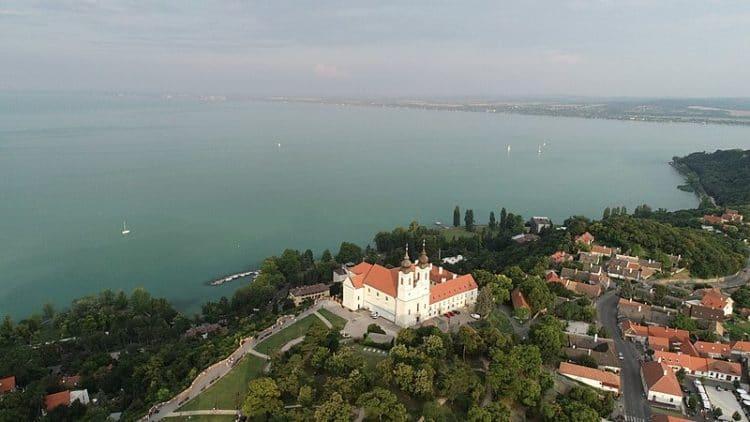 Полуостров Тихань в Венгрии