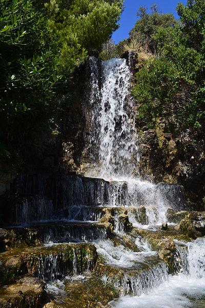 Парк Виллета-Ди-Негро - достопримечательности Генуи