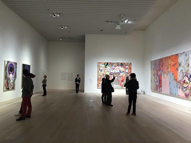 Художественный музей Мори в Японии