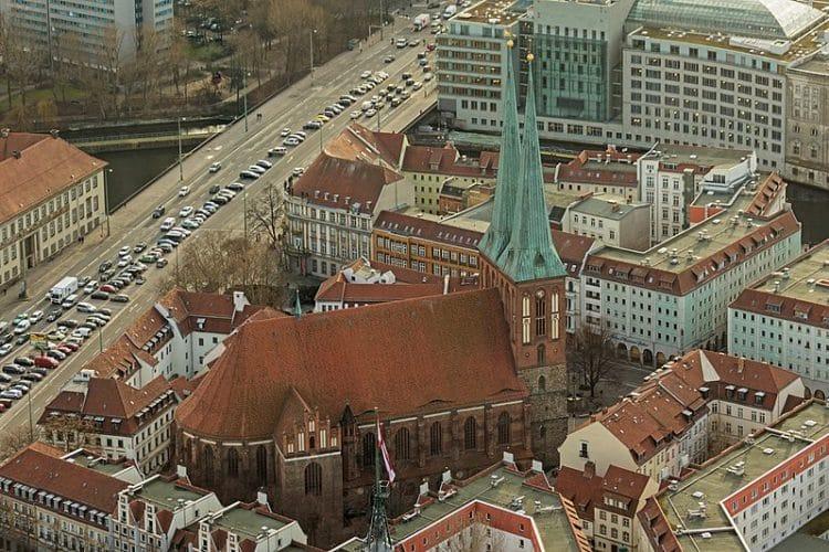 Церковь Святого Николая в Германии