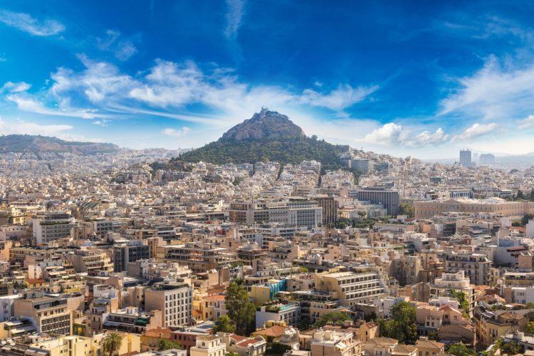 Ликавит в Греции