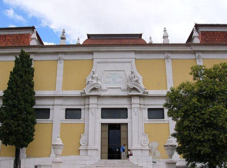 Национальный музей старинного искусства в Португалии