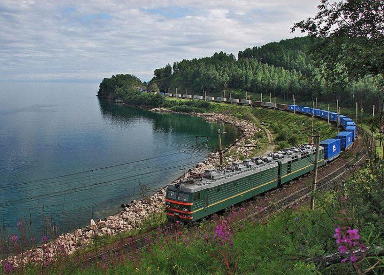 Транссибирская железная дорога в России