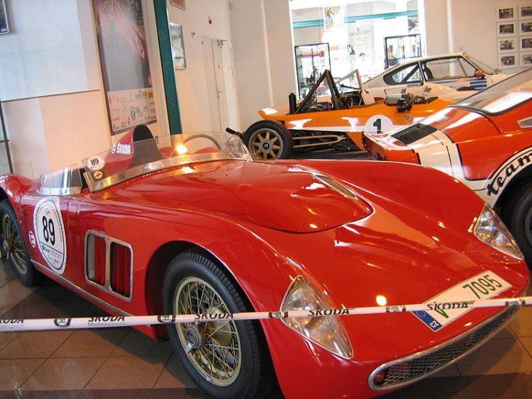 Музей «Шкода» в Чехии