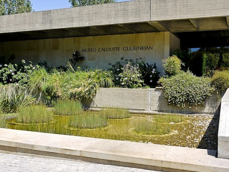 Музей Галуста Гюльбенкяна в Португалии