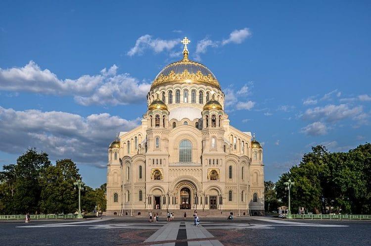 Морской Никольский собор в России