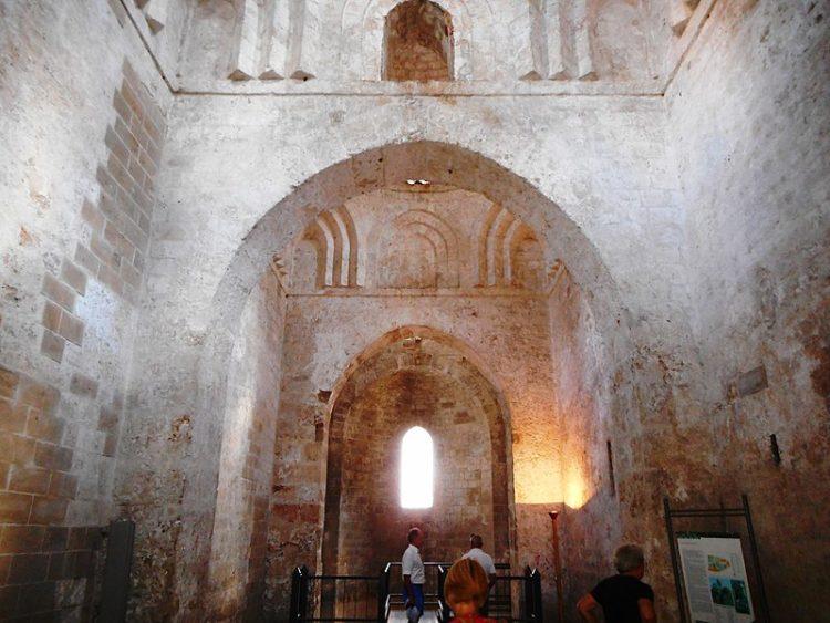Церковь Святого Иоанна Отшельника в Италии