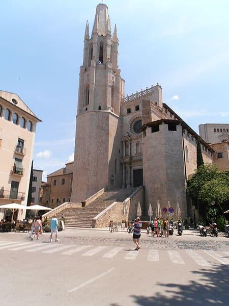 Церковь Святого Филиппа - достопримечательности Жироны