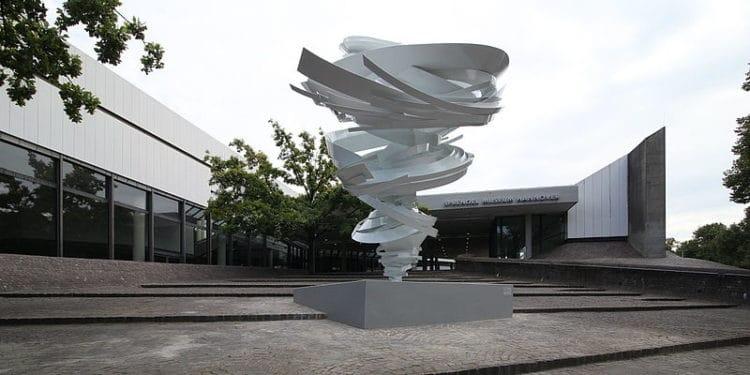 Музей Шпренгеля - достопримечательности Ганновера