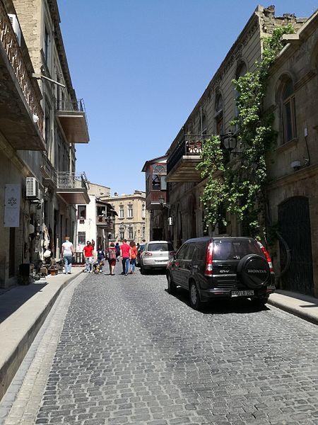 «Старый» город Баку - достопримечательности Баку