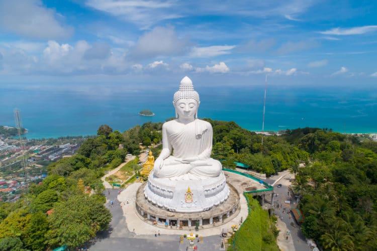 Большой Будда - достопримечательности Пхукета
