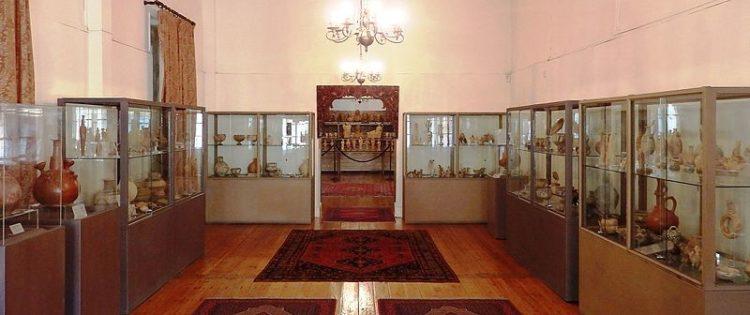 Музей Пиеридиса - достопримечательности Ларнаки