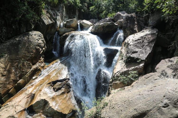 Водопад Ба Хо - достопримечательности Нячанга