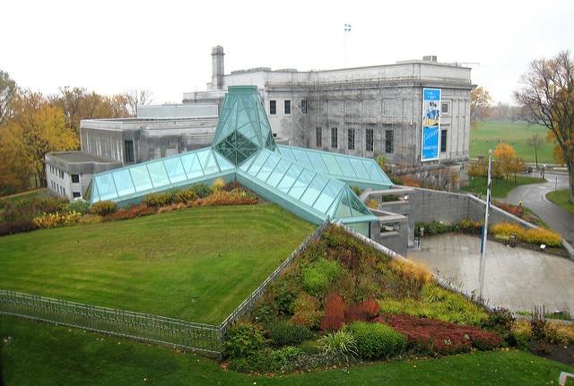 Национальный музей изобразительных искусств - достопримечательности Квебека