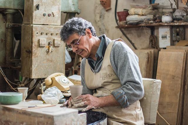 Гончарная мастерская «Emira Pottery» - достопримесательности Ларнаки