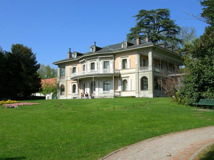 Музей Фонда «Эрмитаж» - достопримечательности Лозанны