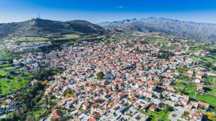 Деревня Лефкара - достопримечательности Ларнаки