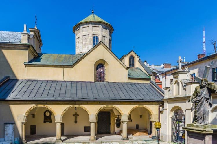 Армянский кафедральный собор - достопримечательности Львова