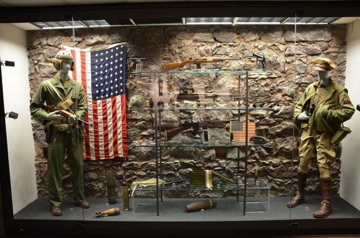 Музей высадки союзных войск на Сицилии - достопримечательности Катании