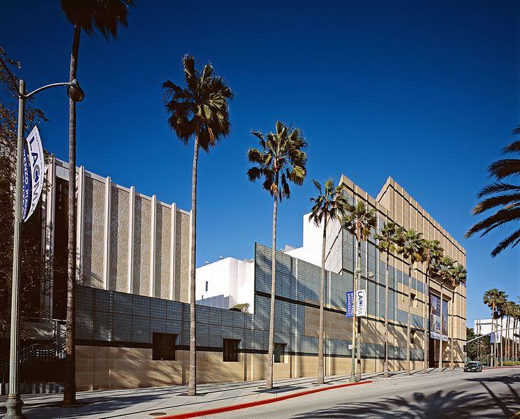 Музей искусств округа Лос-Анджелес (LACMA) в США