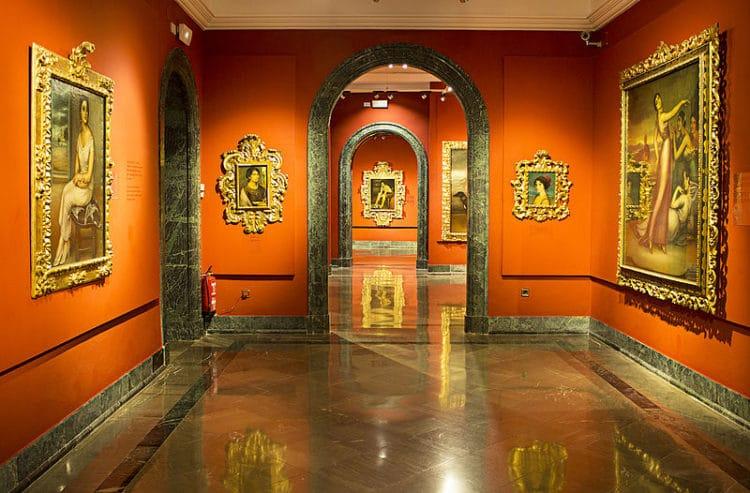 Музей Хулио Ромеро де Торреса - достопримечательности Кордовы