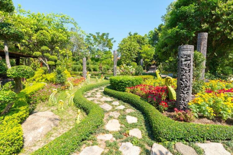 Ботанический сад - достопримечательности Пхукета