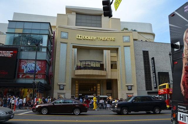 Театр Долби в США