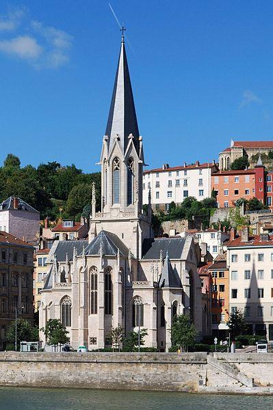 Церковь Сен-Жорж во Франции