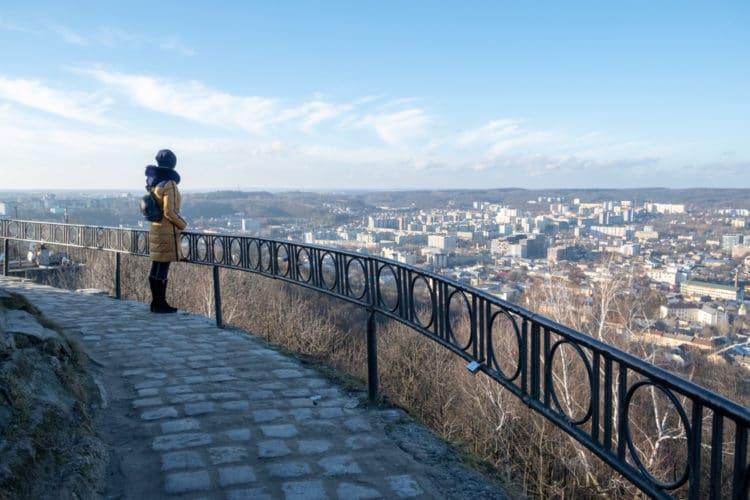 Парк Высокий замок - Что посмотреть во Львове