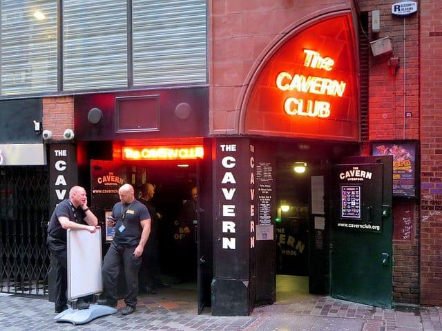 Каверн клуб - достопримечательности Ливерпуля