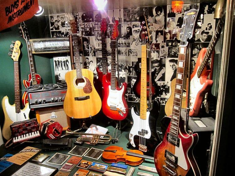 Музей «The Beatles» - достопримечательности Ливерпуля