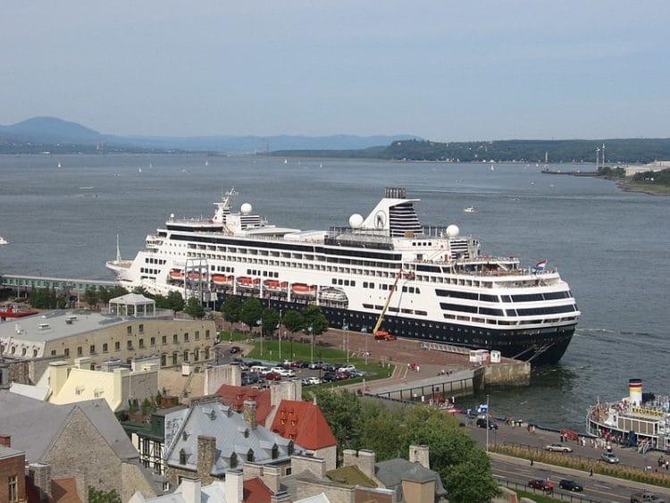 Старый порт - достопримечательности Квебека