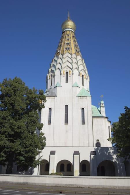 Храм-памятник Русской Славы - Что посмотреть в Лейпциге