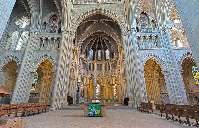 Лозаннский собор - достопримечательности Лозанны