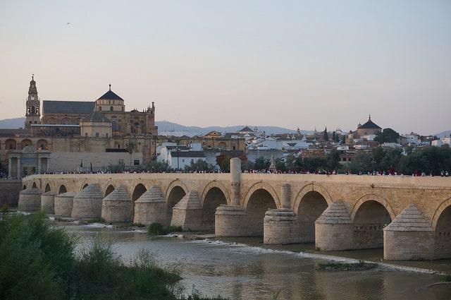 Римский мост - достопримечательности Кордовы
