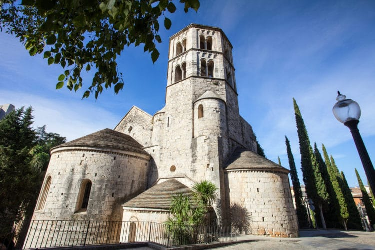 Монастырь Святого Петра Галлиганса - достопримечательности Жироны