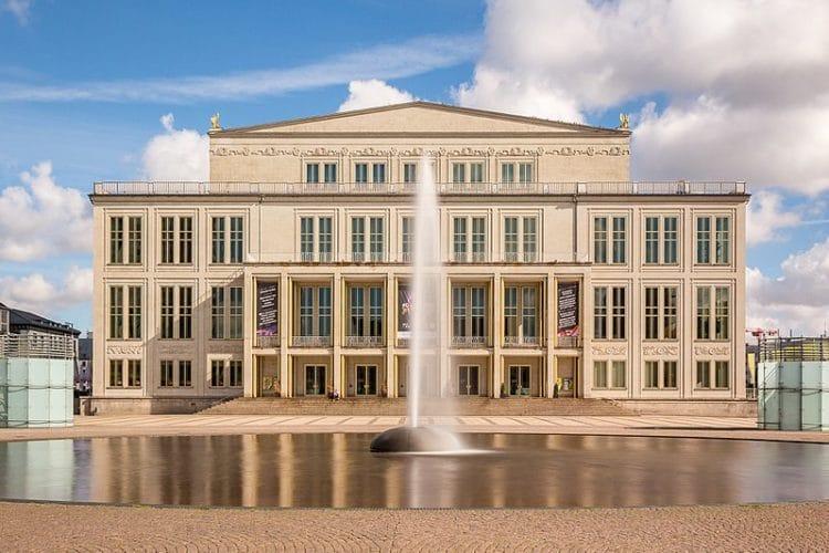 Лейпцигский оперный театр - достопримечательности Лейпцига