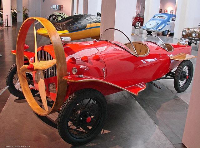 Автомобильный музей - достопримечательности Малаги