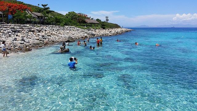 Остров Хон Мун - достопримечательности Нячанга