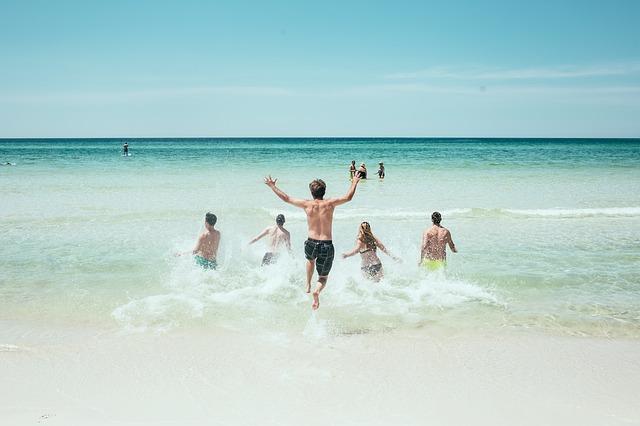 Южный пляж - достопримечательности Несебра