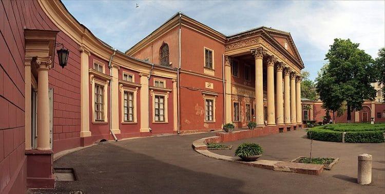 Одесский художественный музей - достопримечательности Одессы