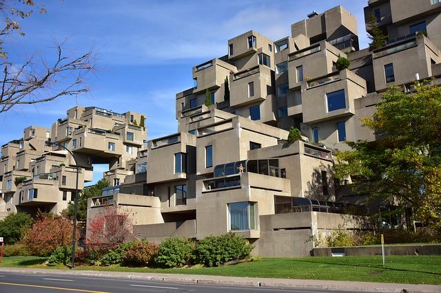 Дом «Хабитат 67» - Что посмотреть в Монреале
