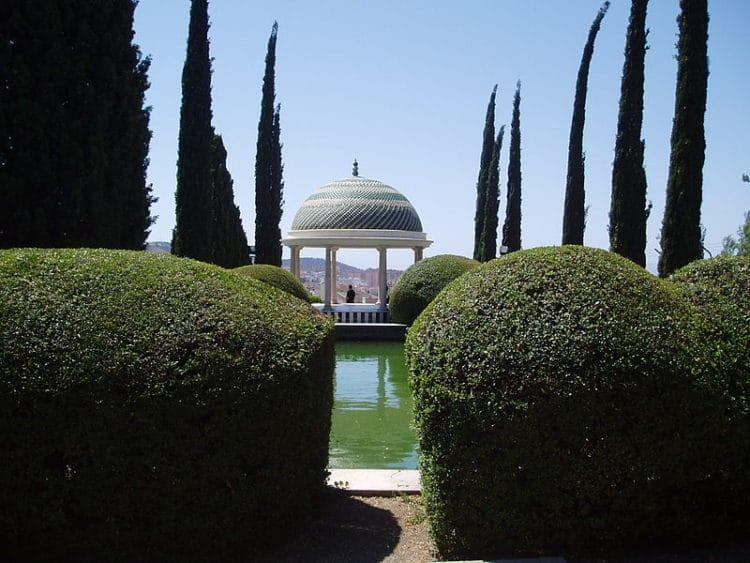 Ботанический сад «Ла-Консепсьон» - достопримечательности Малаги